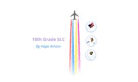 10th grade slc