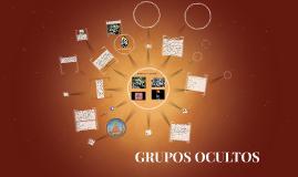 GRUPOS OCULTOS