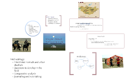 ANTH 3311 Research Proposal: Mongolia's Nomads from Country to City
