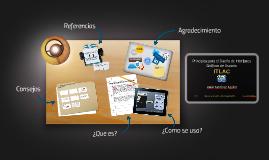 Copy of Principios para el Diseño de Interfaces Gráficas de Usuario