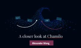 A closer look at Chamilo