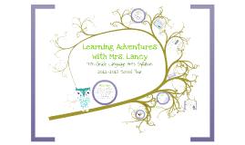 Interactive Language Arts Syllabus