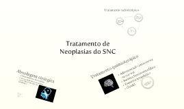 Tratamento Ca SNC