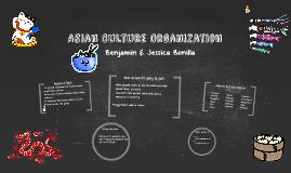Oriental Asian Culture Organization
