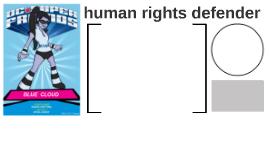 human rights defender