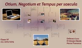 Copy of Otium e negotium nei secoli