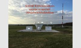 LHBP SODAR/RASS