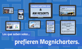MAGNICHARTERS GDL AM RESORTS