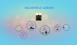 Galashiels Library