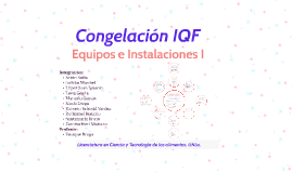 Copy of CONGELACION IQF