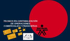 TECNICO EN CONTABILIZACIÓN DE OPERACIONES  COMERCIALES Y FIN