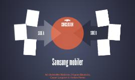 Samsung mobiler