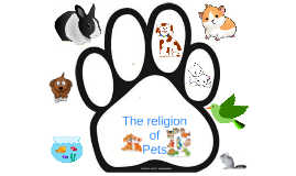The religion of pets
