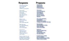 Resposta - Skank/ Proposta