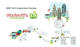 woolworths analysis • the fundamental concept of supermarket businesses is to offer a variety of products for a daily consumption of costumers • a significant characteristic is to provide quality of the product for the best price (the lowest, the better ) • grocery industry generate a high volume of cash flow.