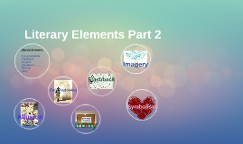 Student Copy of Literary Elements Part 2