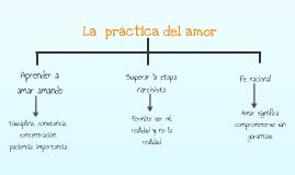 La práctica del amor