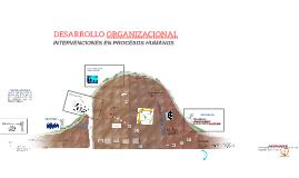 Copy of DESARROLLO ORGANIZACIONAL