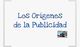 Copy of Historia de la Publicidad