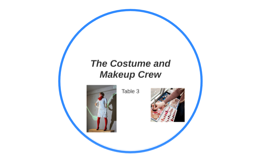 The Costume and Makeup Crew
