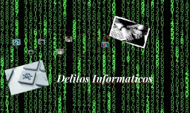 Delitos Informaticos