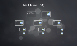 Ma Classe (5°A)