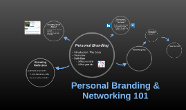Copy of Personal Branding & the RA Experience