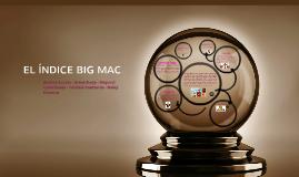 EL ÍNDICE BIG MAC