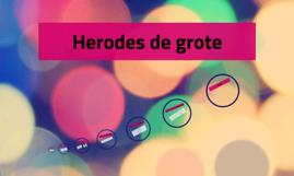 Herodes de grote