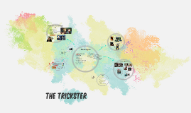 Copy of The trickster archetype