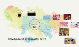 Animación de personajes en 2D