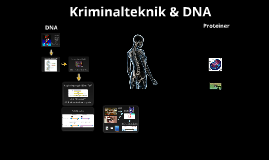 Kriminalteknik-genetik