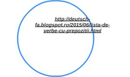 http://deutsch-fa.blogspot.ro/2015/06/lista-de-verbe-cu-prep