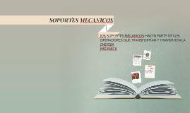 Copy of soportes mecanicos
