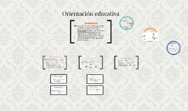 Copy of Copy of Orientación educativa