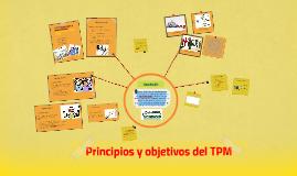 Copy of Principios y objetivos del TPM