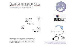 Gamechanger sales talk