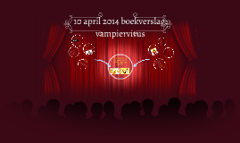 boekverslag vampiervirus