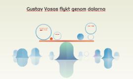 Gustav Vasas flykt genom dalarna