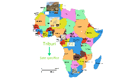 Structura asezarilor rurale in Africa