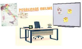Pubblicare online?