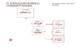 Copy of EL FORMALISMO JURIDICO