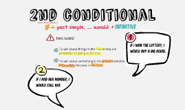 2nd conditional
