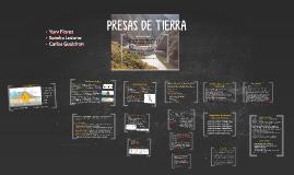 PRESAS DE TIERRA