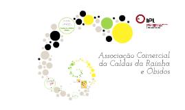 Associação Comercial da Caldas da Rainha e Óbidos