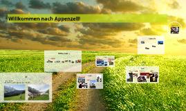 Willkommen nach Appenzell!