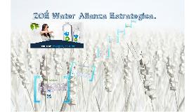 Zoe Water Alianza Futura