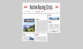 Boston Busing Crisis