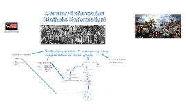 Reformation &  Renaissance