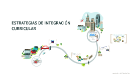 Copy of Estrategias de integración curricular